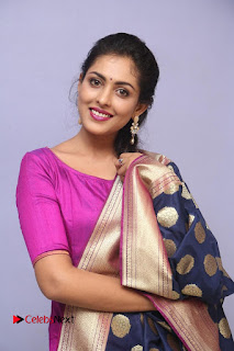 Actress Madhu Shalini Latest Pictures in Salwar Kameez  0010.JPG