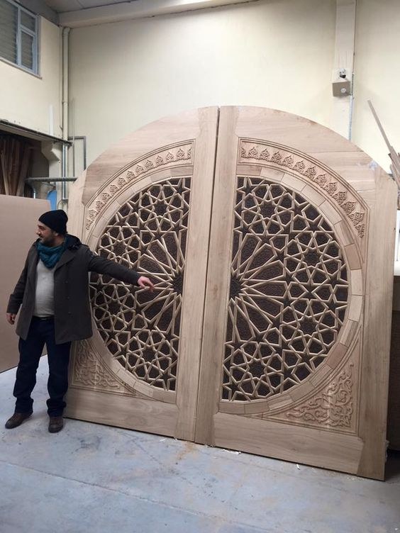 28 Wonderful Front Door Designs That Will Leave House