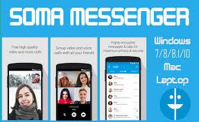 Download SOMA Messenger Apk v1.6.3 Terbaru 2017