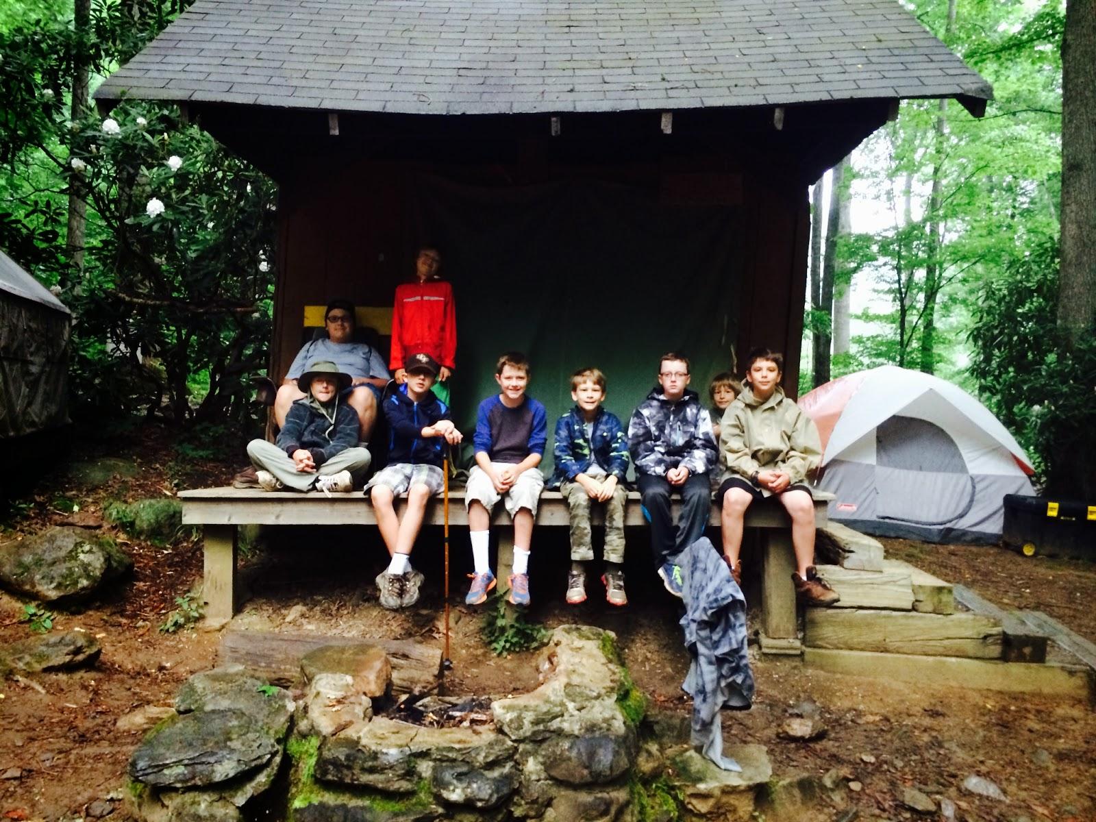 Family American Style 2016 One Week In Camp Daniel Boone NC