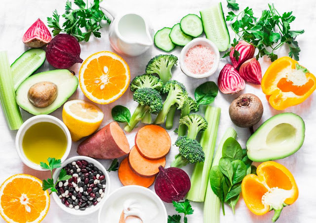 What To Eat For A Healthy Skin?