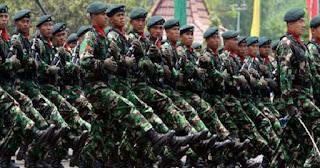 MANTAB JIWA! Dandim Bakal Tindak Tegas Ormas Berseragam Mirip TNI, Begini Instruksinya