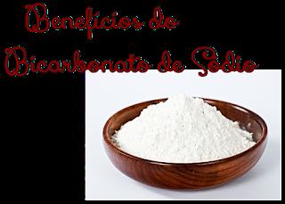 El bicarbonato de sodio y sus excelentes beneficios