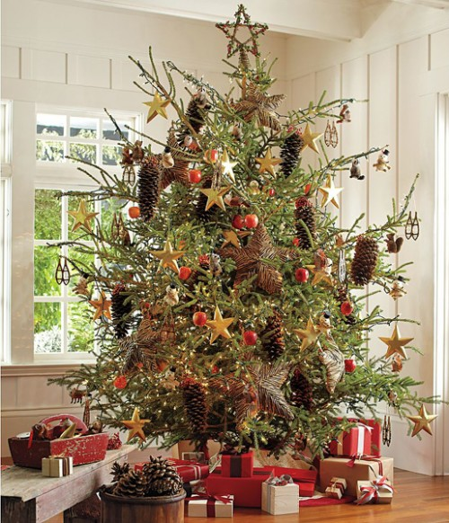 How To Decorate A Live Christmas Tree: 4-H In Orange County, VA: Handmade, Natural Ornaments
