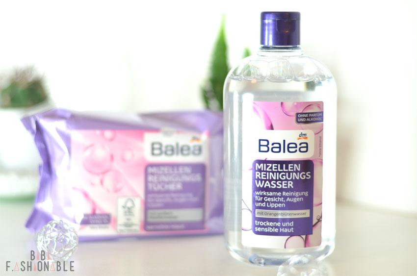 Balea Mizellen Reinigungswasser Produktbild