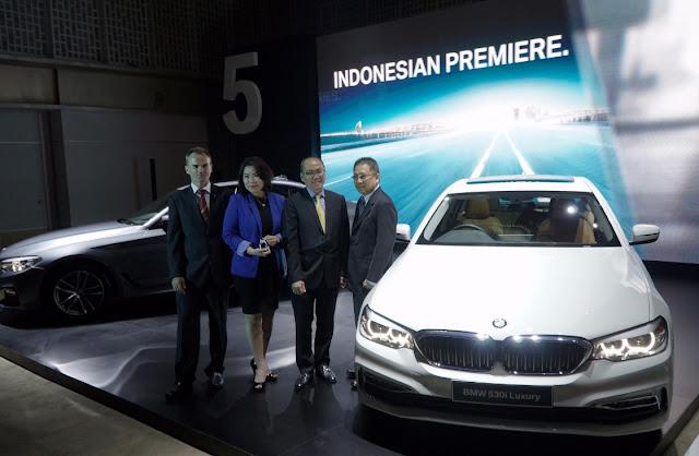 Harga BMW Seri 5 2017