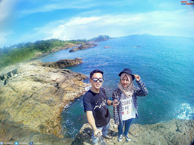 Pantai Marina Lampung Maringetrip