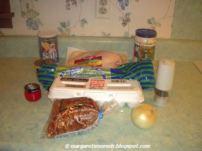 Margaret's Morsels   Chicken Salad