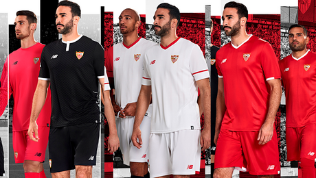 Maglia Home Sevilla FC personalizzata
