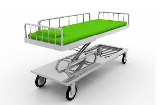 Jual tempat tidur pasien