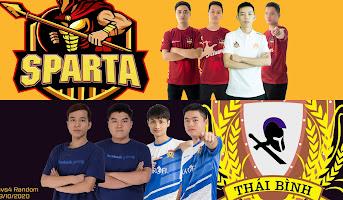 4vs4 Random - Sparta vs. Thái Bình - 13/03/2020