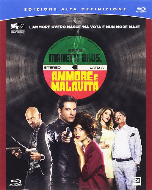 Ammore e Malavita Home Video