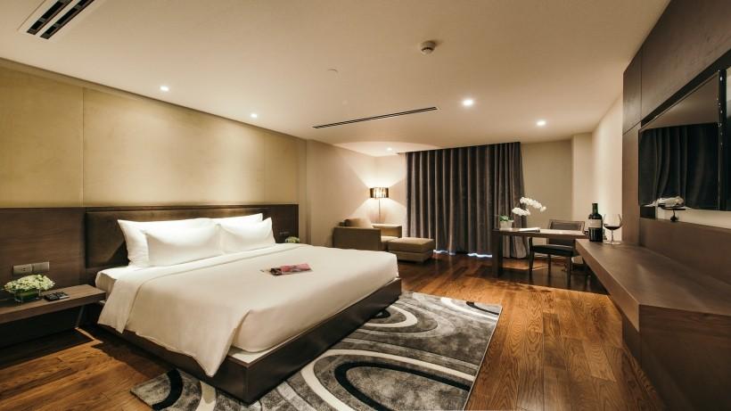 10 khách sạn đẹp và rẻ gần trung tâm Vũng Tàu gần biển