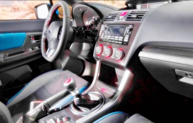 2018 Subaru WRX STI Hatchback Review