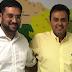 Aladim confirma apoio aos Alves contrariando o presidente da (AL) Ezequiel Ferreira (PSDB) que apoiará Robinson Faria