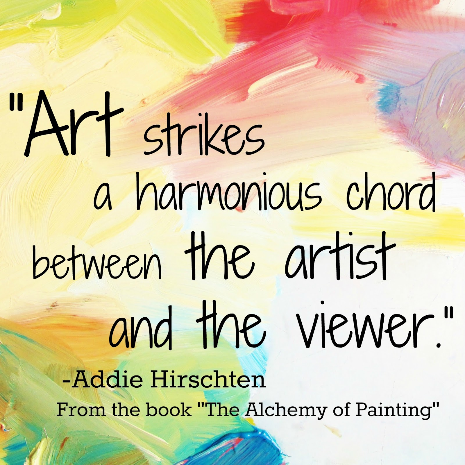 www artistaddie com: Alchemy of Painting Book is available!!!!