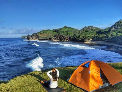 Pantai Midodaren Gunung Kidul Jogja