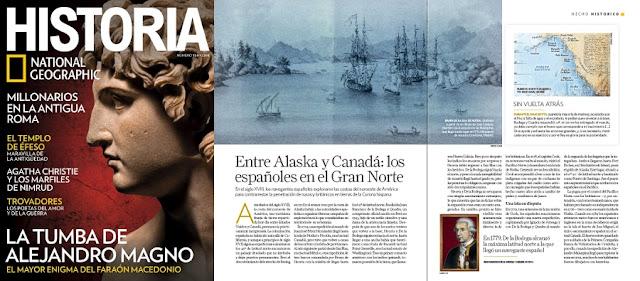 HISTORIA NG, ALASKA y CANADÁ, Jordi Canal-Soler