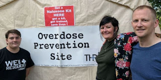 from the 2018 cupe ontario library workers conference: libraries and the opioid crisis