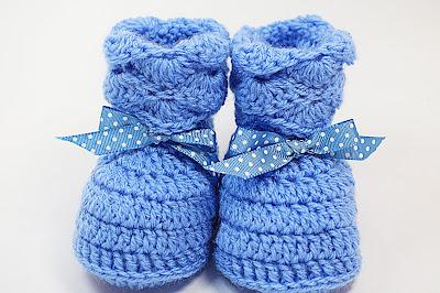 3 - Majovel Crochet. Crochet peucos,escarpines y zapatos para bebé a crochet