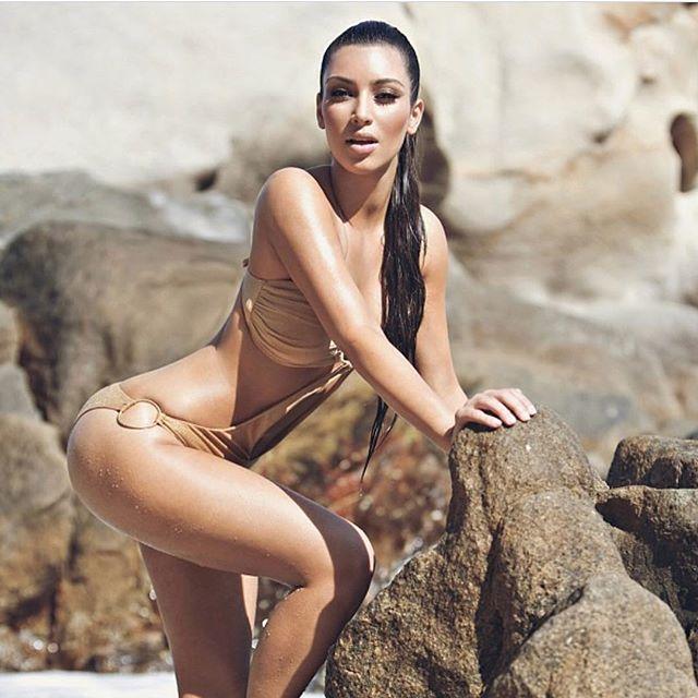 CocoWonder Blog Addicts: Kim Kardashian Celebrates Love ...