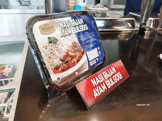 Nasi Bijan Ayam Bulgogi - RM7.90