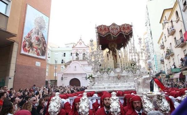 La Cofradía de Zamarrilla de Málaga presenta un segundo recurso contra su horario