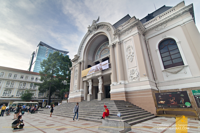 Ho Chi Minh Day Tour Saigon Opera