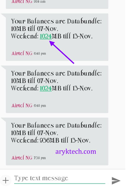 Get 1GB of Data for Just N100 from Airtel