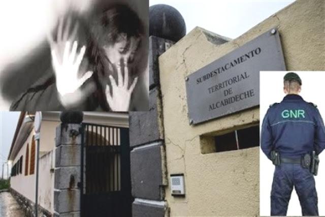 Detido pela GNR de Alcabideche por violência doméstica e sequestro