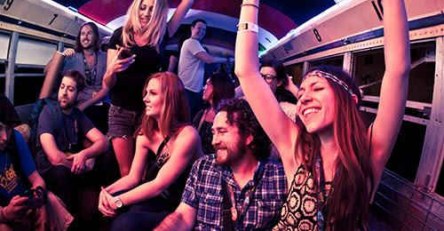 Enjoy your Party with Party Bus Hire Melbourne