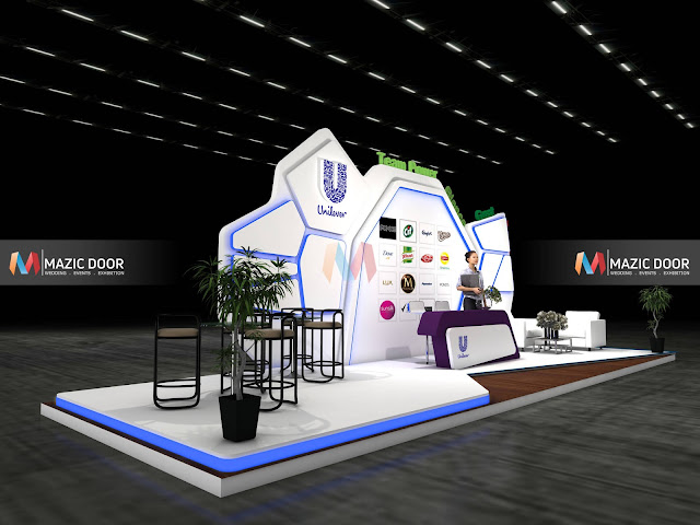 Designing of Exhibition Stall image 03