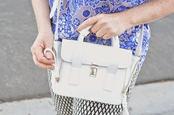 Personal Style Blogs Beauty by SW White Handbags