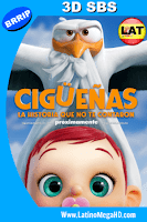 Cigüeñas: La Historia que no te Contaron (2016) Latino Full 3D SBS 1080P - 2016