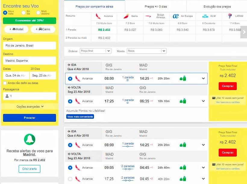 Onde e como comprar passagens aéreas - Decolar