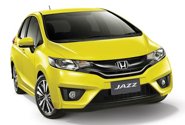 Gambar Honda Jazz 2015