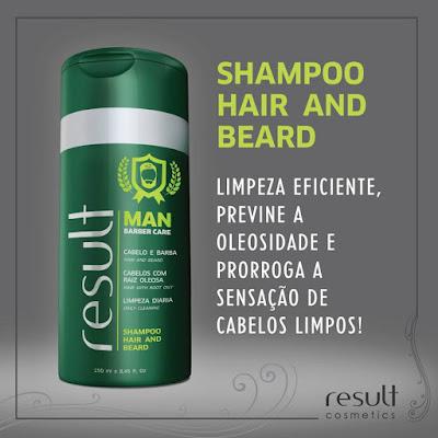 cuidados para barba e cabelos dos homens