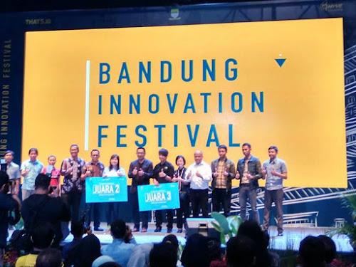 Bandung Innovation Festival  2017