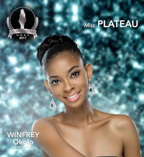 Miss Plateau Winfrey Okolo