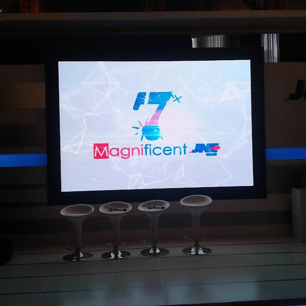 Peluncuran 7 Magnificent JNE dengan Pengembangan di Sektor Teknologi dan Infrastruktur