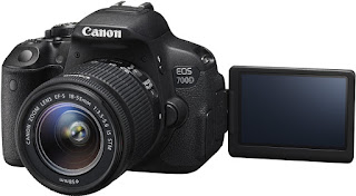 Review camera canon eos 700D