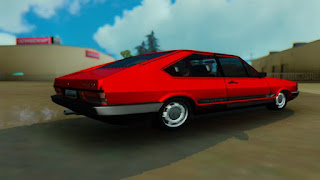 VW Passat Pointer GTS 1.8 - 1988 para GTA San Andreas, GTA SA