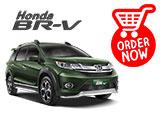 Pemesanan Mobil Honda BRV Bandung