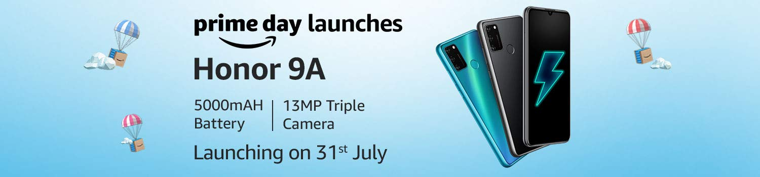 New Honor 9A Mobile 13mp Triple Camera 31 July Launching