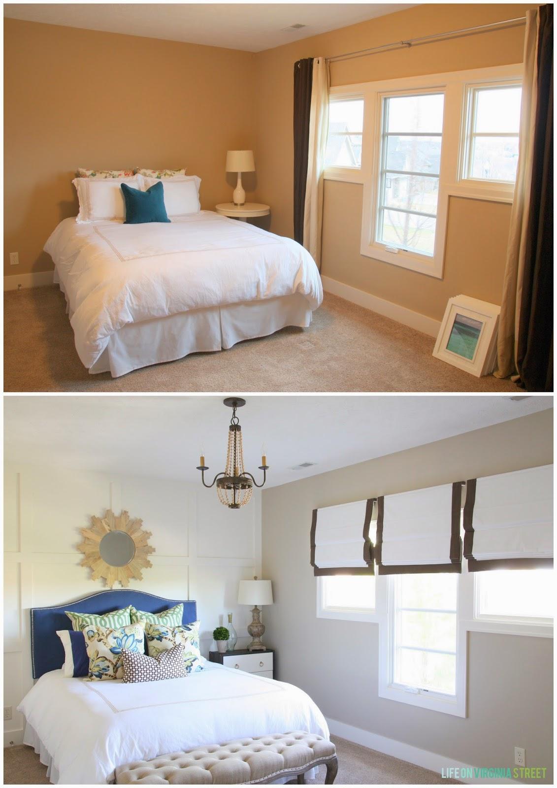10 Beautiful Room Makeovers {Life on Virginia Street ... on Makeup Bedroom  id=18419