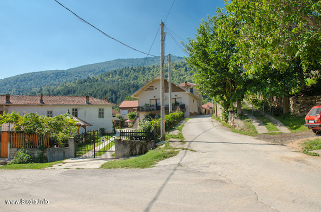 Dihovo village, Bitola, Macedonia