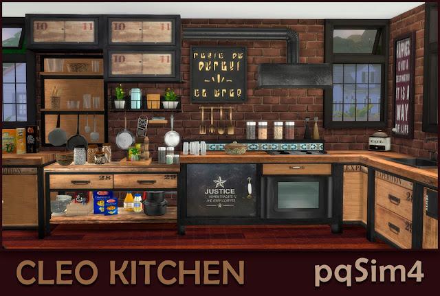 Cleo Kitchen. Detalle 4