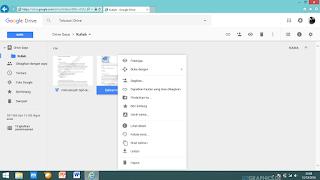 Google Drive File Hapus