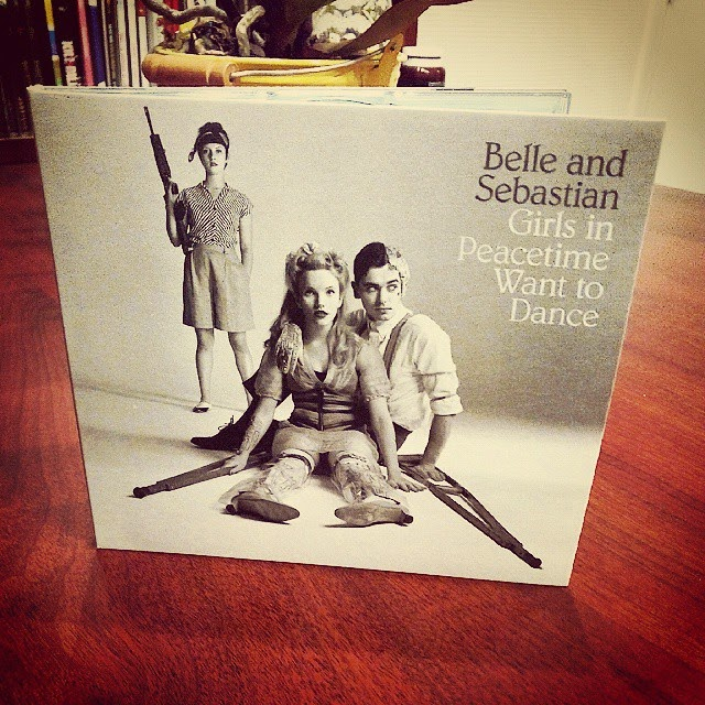 Girls in peacetime want to dance - Belle and Sebastian - Matador records