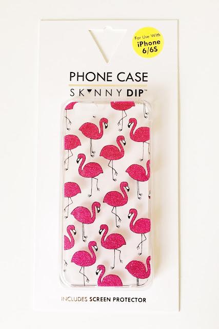 Flamingo Skinny Dip London iPhone case